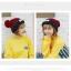 หมวกไหมพรหมกันหนาวผู้หญิง (มี 11 แบบ) thumbnail 23
