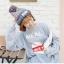 หมวกไหมพรหมกันหนาวผู้หญิง (มี 11 แบบ) thumbnail 13