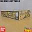 กันดั้ม กันพลา MG PMX-003 THE-O jupitoris prototype mobile suit ลิขสิทธิ์แท้ thumbnail 7