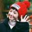 หมวกไหมพรหมกันหนาวผู้หญิง (มี 11 แบบ) thumbnail 11