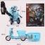 โมเดลหุ่นยนตร์ Spcman Luckya Robot Force หุ่นยนตร์ทรานฟอร์เมอร์ Transformers แปลงร่างได้ thumbnail 3