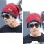 หมวกไหมพรหมผู้ชายคุณภาพดี (สีแดง) thumbnail 2