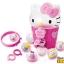 kitty squishy cupcake dispenser คิตตี้ชุดบ้านขนมเค้ก thumbnail 3