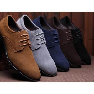 รองเท้าหนังกลับ หุ้มส้น มีหลายสี เบอร์ 36-44