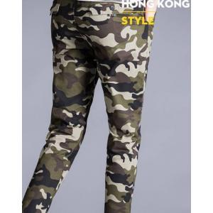 กางเกงลายทหาร5ส่วน ผ้ายืดขาเล็ก สีเขียวพราง size 28 29 30 31 32 33 34 35 36 37 38