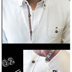 4สีเล็กพิเศษ เสื้อเชิ้ตแขนยาว แฟชั่น แต่งสาบกระดุมเทป สีขาว น้ำเงิน ฟ้า เทา No. 38 40 42 44