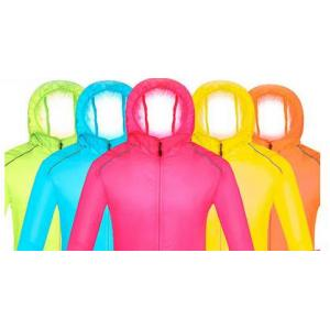 No Logoคู่ละ 1200 ฟรีส่ง!!เสื้อฮูดhood ป้องกันแดด กันฝน เสื้อผ้าร่ม ระบายอากาศ ไม่ร้อน กันน้ำ สีเขียว เขียวสะท้อน ชมพู เหลือง ชมพูอ่อน ส้มNo.36 38 40 42 44 46 48