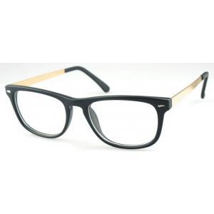 หลากสี!!กรอบแว่นตา แว่นสายตา แนวๆ ขาทอง แบบsuper( สีดำ ดำด้าน น้ำตาล กระ)