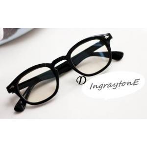 กรอบแว่นตาแฟชั่น เรโทร วินเทจ แบบรีเล็ก แนวmos (ดำด้าน)