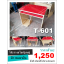 """โต๊ะคอมรางลิ้นชัก """"เมลามีน"""" thumbnail 1"""