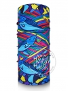ผ้าบัฟ ลายปลา TB883