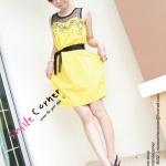 พร้อมส่ง ** เดรส Colorful Chicky Girl Dress