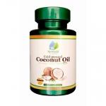 น้ำมันมะพร้าวสกัดเย็น Coconut oil