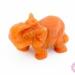 หินคาเนเลียน ช้าง 24X50มิล (1ชิ้น)