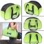 กระเป๋าสะพายน้องหมาลายกระดูกสีเขียวใบตองอ่อนไซด์ M thumbnail 2