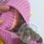 หมวกเปียไหมพรม PC32 thumbnail 2