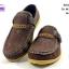 รองเท้าคัชชู SHOEPER (ชูเปอร์) รุ่น M1-26149 สีแทน เบอร์40-45 thumbnail 1